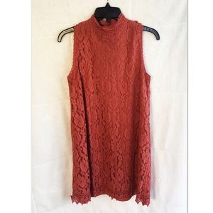Women's Xhilaration Lace Dress Size Medium